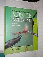 IL MANUALE DEL COSTRUTTORE DI MOSCHE ARTIFICIALI P Gathercole Calderini 1993 di