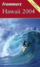 Frommer's Hawaii 2004, Foster, Jeanette, 0764537075, Book, Good