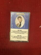 Ted Taylor Taylor Made (Cassette Tape PAULA Records) SEALED Funk Soul
