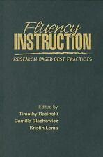 Fluency Instruction: Research-Based Best Practices-ExLibrary