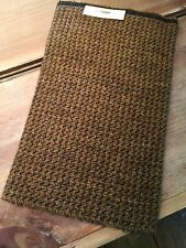1/4 YD 100% WOOL FOR RUG HOOKING OR WOOL APPLIQUE ~ HENSCRATCH GOLD