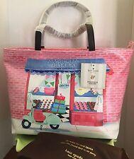 Kate Spade New York Magnolia Bakery Storefront Cupcake Francis Handbag Tote NWT