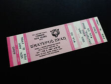 Grateful Dead Ticket Chinese New Year Of The Tiger Image 2/8/1986 Oakland GDTS