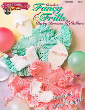 Crochet Fancy Frills Baby dress pattern by Annie Potter Presents