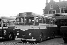 Aldershot & District 251 MOR582 AEC MU3RV 6x4 Bus Photo Ref P118