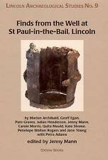 Jenny Mann-Finds From The Well At St Paul-In-T  BOOK NEW