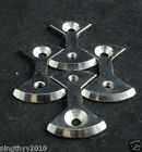 J&L Titanium/Ti Pedal Plate/Bowtie* 4pcs fit SpeedPlay Zero&Light Action