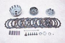 2006 06 Yamaha YZ250F YZF250 YZ 250F 250 Engine Clutch Assembly Baskets Plates