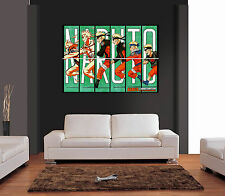 NARUTO ANIME Ref 01 Giant Wall Art Print Picture Poster