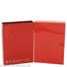 GUCCI RUSH 75ml EDT SPRAY FOR WOMEN BY GUCCI ----------------------- NEW PERFUME