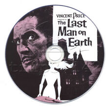Last Man on Earth (1964) Vincent Price - Classic Horror Sci-Fi Movie on DVD