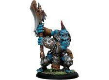 BNIB Warmachine Hordes - Trollblood Axer
