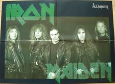 Guano Apes  //  Iron Maiden  __  1 Poster  __  40 cm x 55 cm