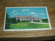 Administration Bldg University of Saskatchewan Saskatoon Sask  Postcard