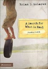 Finding Faith: A Search for What Is Real, McLaren, Brian D., Good Book