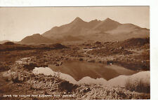 The Cuillins, SLIGACHAN, Isle Of Skye, Inverness-shire RP