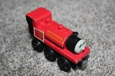 Thomas & Friends Wooden Skarloey Red Tank Engine the Train 2002 RARE HTF Wood