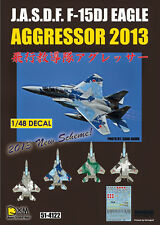DXM decal 1/48 JASDF F-15DJ Aggressor 2013