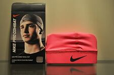 Nike Pro Combat Skull Cap 81628 Adult Breast Cancer Pink Football Wear October