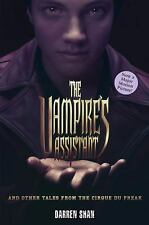 The Vampire's Assistant and Other Tales from the Cirque Du Freak (The Saga of Da