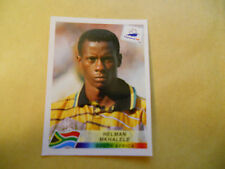 FIGURINE PANINI-FRANCE '98-HELMAN MKHALELE 183-SOUTH AFRICA-N.-WORLD CUP 1998