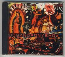 DOG & PONY SHOW - Ashtrays & Afterlife Money - CD - ottime condizioni - good