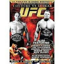 UFC 91: Couture vs. Lesnar [2-DISC]