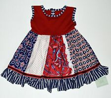 Persnickety 18 24 Months Dress Penelope Summer Celebration 4th of July READ kg1