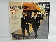 Tony Sandler & RalphYoung - On The Move  Capitol Records  ST-2686 VG++/VG+