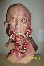 ALIEN HOST RIPPING OUT OF THE HEAD FULL LATEX MASK COSTUME TB26333
