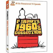 Peanuts Complete 1960 Collection DVD SET TV Series Show Charlie Brown Snoopy Lot