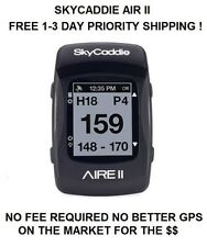 SkyCaddie Aire II 2 Golf Gps Rangefinder Authorized Retailer No fee Free ship