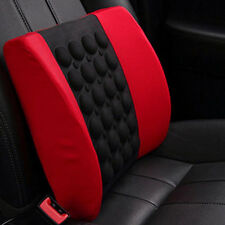 Comfortable Car Electric Lumbar Seat Back Massager Cushion Home Waist Support RI