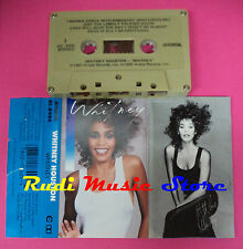 MC WHITNEY HOUSTON Whitney 1987 u.s.a. ARISTA AC-8405 no cd lp dvd vhs