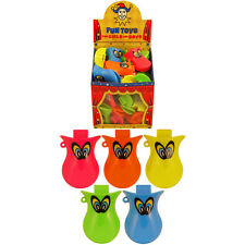 Box of 36 Duck Whistles - Brand New Wholesale Pocket Money Toys