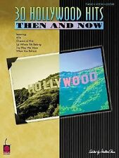 30 Hollywood Hits Then and Now-ExLibrary