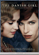 The Danish Girl DVD eddie redmayne alicia winkander INCLUDES THE MAKING OF