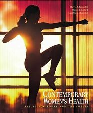 Contemporary Women's Health with PowerWeb: Health and Human Performance