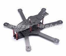 RD290 290 290mm Hexacopter 6-Axis Carbon Fiber Frame Kit Helicopter Quadcopter