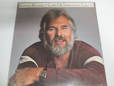"""Kenny Rogers """"Love Or Something Like It"""" RARE Factory Sealed 12"""" Vinyl LP Record"""