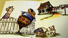 Clothes Basket RETIRED Uget Photo #2L@@k@examples Art Impressions Rubber Stamps