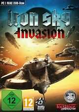 Iron sky: Invasion [pc | Mac steam Key] - Multilingual [E/F/G/i/s/pl/CZ]