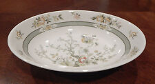"""ROYAL DOULTON """"TONKIN"""" OVAL VEGETABLE BOWL (S) 9 3/4"""" MADE IN ENGLAND T.C.1107"""