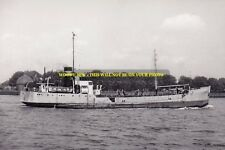 rp8023 - Everard Coastal Tanker - Audacity , built 1943 - photo 6x4