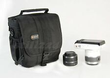 Fuji FinePix HS30 X-S1 S4200 S4500 EXR Camera Case Bag Shoulder Strap Card