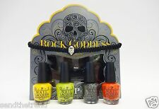 Mini Rock Goddes Halloween 2013 - OPI Nail Polish Color 4ct/pk ~ 2 PACKS ~