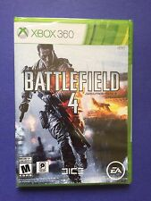 Battlefield 4 XBOX 360 *First Print* NEW