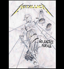 METALLICA  CLOTH POSTER   FLAG