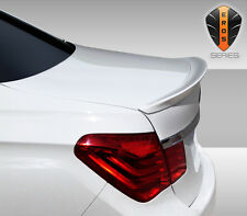 09-15 BMW 7 Series F01 F02 Eros Version 1 Wing Spoiler 1pc Body Kit 108471
