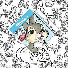 Disney Babies Adult Colouring Book French Animals Cute Kittens Puppies Bunny